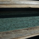 Spirulina drying rack